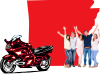 Arkansas Motorcycle Events