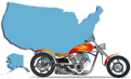 Motorcycle Events in The United States