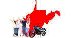 West Virginia  Motorcycle Events