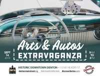 Annual Arts & Autos Extravaganza