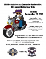 Annual Bikes for Tykes Teddy Bear Ride