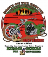 Annual Boots on the Ground Poker Run and Concert