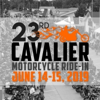 Annual Cavalier Motorcycle Ride-In