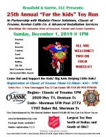 "Annual ""For the Kids"" Toy Run"