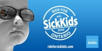 Annual Ride for SickKids