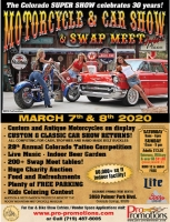 Annual Super Show & Swap Meet