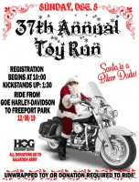 37th Annual Toy Run