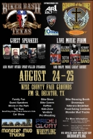 Biker Bash Texas-Gathering of the Tribes Rally