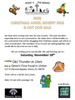 Christmas Angel Benefit Ride & Hot Dog Sale