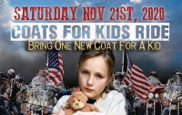 Coats for Kids Ride