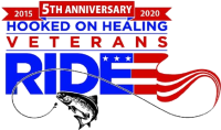 Hooked on Healing Veterans Ride