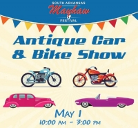 Mayhaw Festival Antique Car and Bike Show