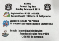 New England Vikings Annual Toy Run