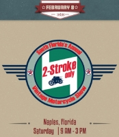 South Florida's Annual 2 Stroke Motorcycle Show