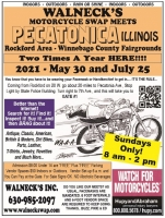 Walneck's Motorcycle and Car Swap Meet
